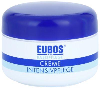 Eubos Basic Skin Care поживний зволожуючий крем для сухої та дуже сухої чутливої шкіри