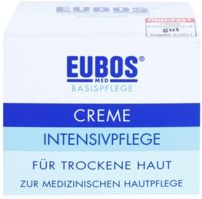 Eubos Basic Skin Care produs hrănitor pentru ten uscat sensibil si foarte uscat 3