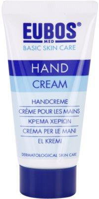 Eubos Basic Skin Care regenerierende Creme für die Hände