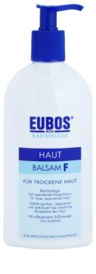 Eubos Basic Skin Care F bálsamo corporal para pieles secas