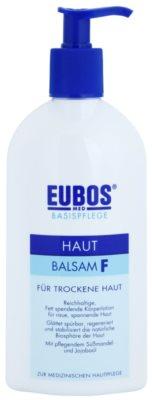 Eubos Basic Skin Care F Bodybalsam für trockene Haut