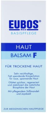 Eubos Basic Skin Care F bálsamo corporal para pieles secas 2