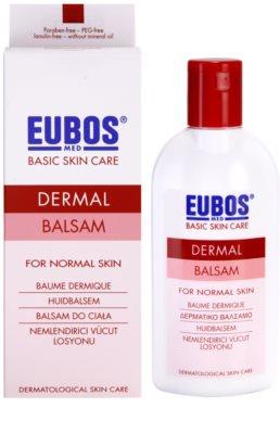 Eubos Basic Skin Care Red feuchtigkeitsspendendes Körperbalsam Für normale Haut 1