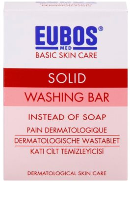 Eubos Basic Skin Care Red syndet pentru ten mixt 2