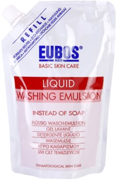 Eubos Basic Skin Care Red umývacia emulzia náhradná náplň
