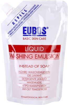 Eubos Basic Skin Care Red очищуюча емульсія для безконтактного дозатора