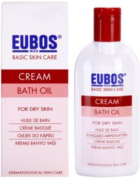Eubos Basic Skin Care Red olje za kopel za suho in občutljivo kožo 1