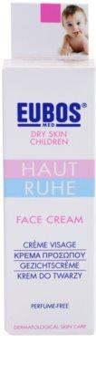 Eubos Children Calm Skin crema ligera reparador de la barrera cutánea 2