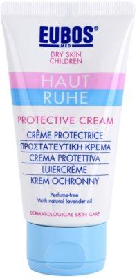 Eubos Children Calm Skin crema protectora para rostro y cuerpo