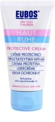 Eubos Children Calm Skin ochranný krém na obličej a tělo