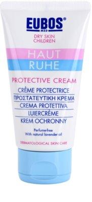 Eubos Children Calm Skin защитен крем  за лице и тяло
