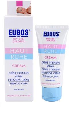 Eubos Children Calm Skin Creme regeneriert die Hautbarriere 1