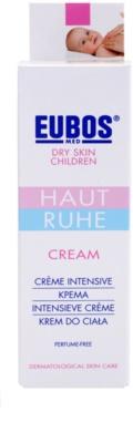 Eubos Children Calm Skin Creme regeneriert die Hautbarriere