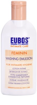 Eubos Feminin Emulsion für die intime Hygiene