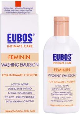 Eubos Feminin emulsja do higieny intymnej 1