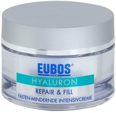 Eubos Hyaluron intensive, hydratisierende Creme gegen Falten