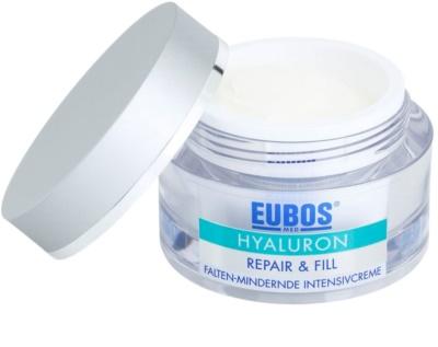 Eubos Hyaluron intensive, hydratisierende Creme gegen Falten 1