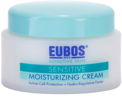 Eubos Sensitive creme hidratante com água termal