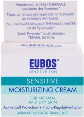 Eubos Sensitive hydratačný krém s termálnou vodou 2