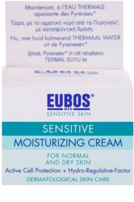 Eubos Sensitive creme hidratante com água termal 2