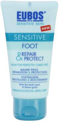 Eubos Sensitive balsam protector pentru picioare