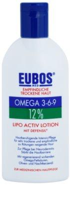Eubos Sensitive Dry Skin Omega 3-6-9 12% intensive Pflege für trockene und gereitzte Haut