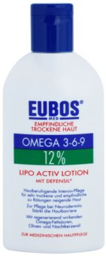 Eubos Sensitive Dry Skin Omega 3-6-9 12% intensywna ochrona do skóry suchej i podrażnionej