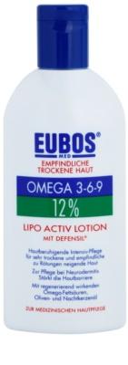 Eubos Sensitive Dry Skin Omega 3-6-9 12% intenzívna starostlivosť pre suchú a podráždenú pokožku