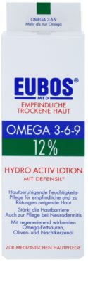 Eubos Sensitive Dry Skin Omega 3-6-9 12% Bodybalm zur Stärkung der Hautbarriere mit langanhaltender feuchtigkeitsspendender Wirkung 2
