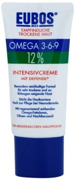 Eubos Sensitive Dry Skin Omega 3-6-9 12% tratamento intensivo para pele seca a atópica