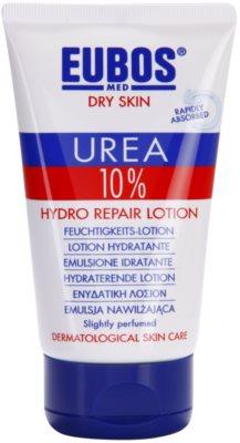Eubos Dry Skin Urea 10% leche corporal hidratante para pieles secas y con picor