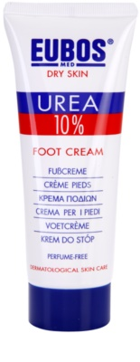 Eubos Dry Skin Urea 10% regenerierende Intensivcreme für Füssen