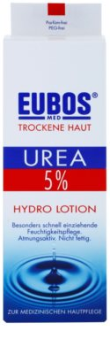 Eubos Dry Skin Urea 5% nawilżający krem do ciała odnawiający barierę ochronną skóry 2