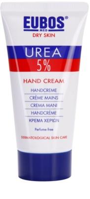 Eubos Dry Skin Urea 5% hidratáló és védő krém a nagyon száraz bőrre
