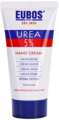 Eubos Dry Skin Urea 5% hidratant si pentru protectie solara pentru piele foarte uscata