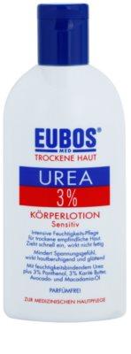 Eubos Dry Skin Urea 3% lotiune de corp pentru piele sensibila