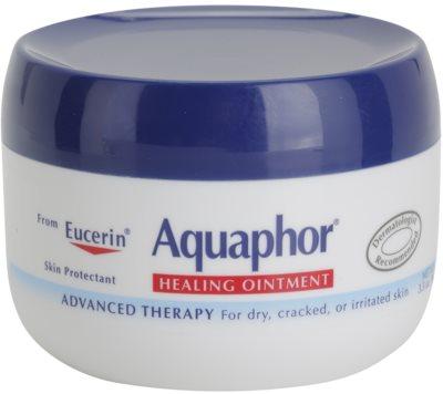 Eucerin Aquaphor Advanced Therapy pomada de cicatrização creme SOS