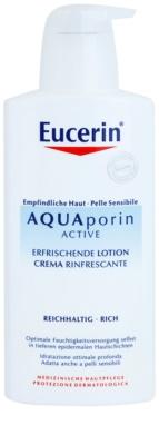 Eucerin Aquaporin Active lotiune de corp pentru piele uscata si sensibila