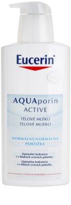 Eucerin Aquaporin Active losjon za telo za normalno kožo