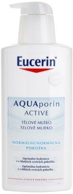 Eucerin Aquaporin Active мляко за тяло  За нормална кожа