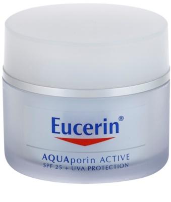 Eucerin Aquaporin Active интензивен хидратиращ крем за всички типове кожа SPF 25