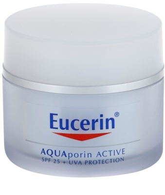 Eucerin Aquaporin Active intenzivní hydratační krém pro všechny typy pleti SPF 25