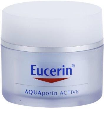 Eucerin Aquaporin Active intenzív hidratáló krém a normál és kombinált bőrre