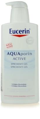 Eucerin Aquaporin Active sprchový gél pre citlivú pokožku