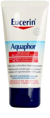 Eucerin Aquaphor bálsamo calmante para pieles muy secas y sensibles