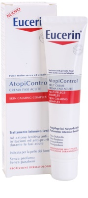 Eucerin AtopiControl Acute крем за суха и сърбяща кожа 1