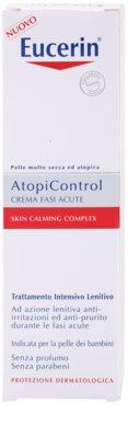 Eucerin AtopiControl Acute крем за суха и сърбяща кожа 3