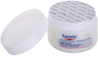 Eucerin AtopiControl Creme für trockene und juckende Haut 1