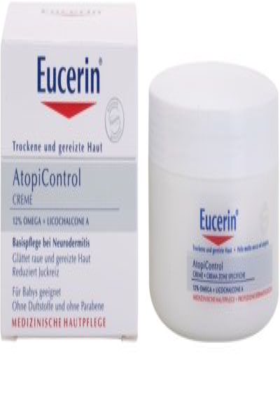 Eucerin AtopiControl Creme für trockene und juckende Haut 3