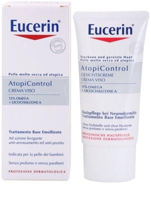 Eucerin AtopiControl creme apaziguador para pele seca e com prurido 2